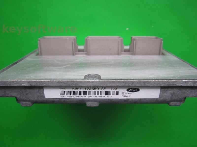ECU Ford Focus 1.8 5M51-12A650-SF ESU-131