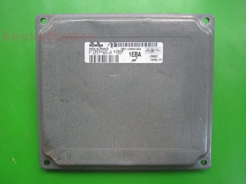ECU Ford Focus 1.4 7M51-12A650-AEA {