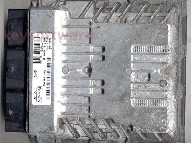 ECU Ford C-Max 1.6TDCI AV61-12A650-GE SID807 EVO