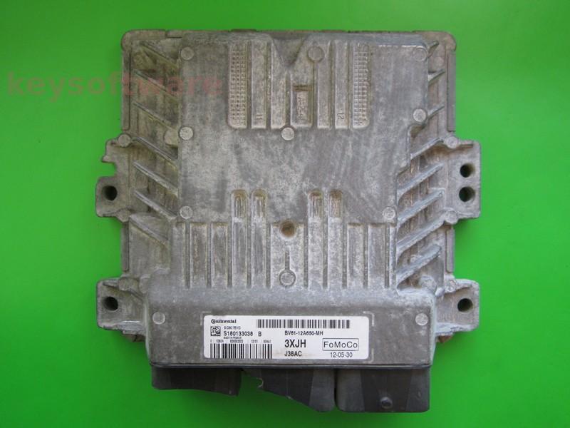 ECU Ford Focus 1.6TDCI BV61-12A650-MH SID807 EVO