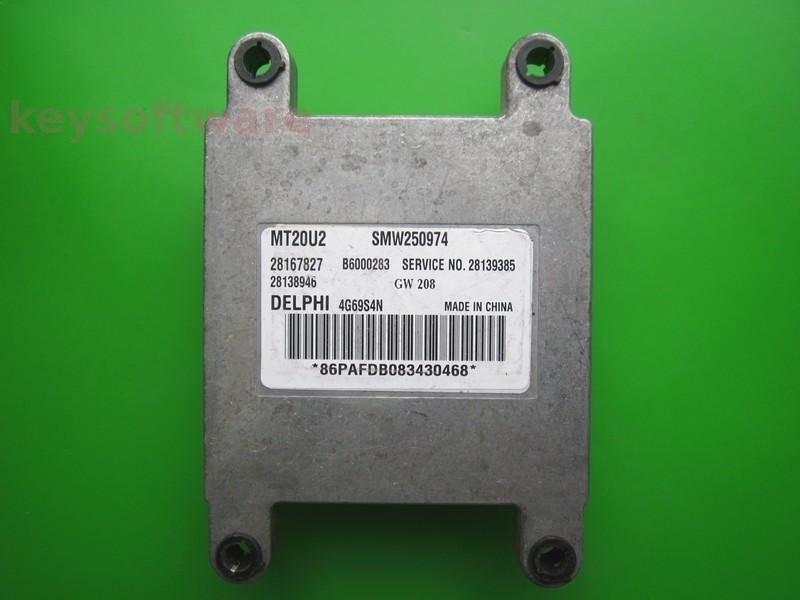 ECU Great Wall Hover H3 28167827