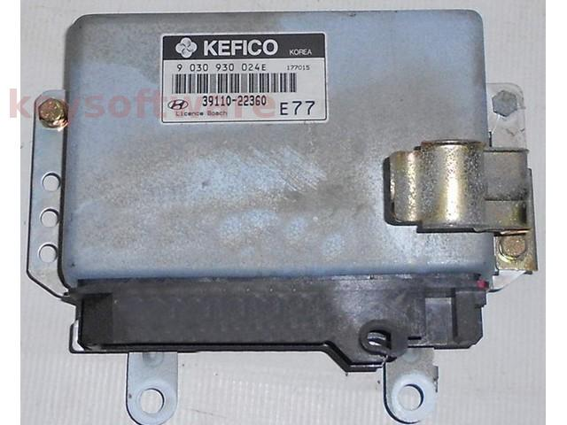 ECU Hyundai Accent 1.5 39110-22360 9030930024E {