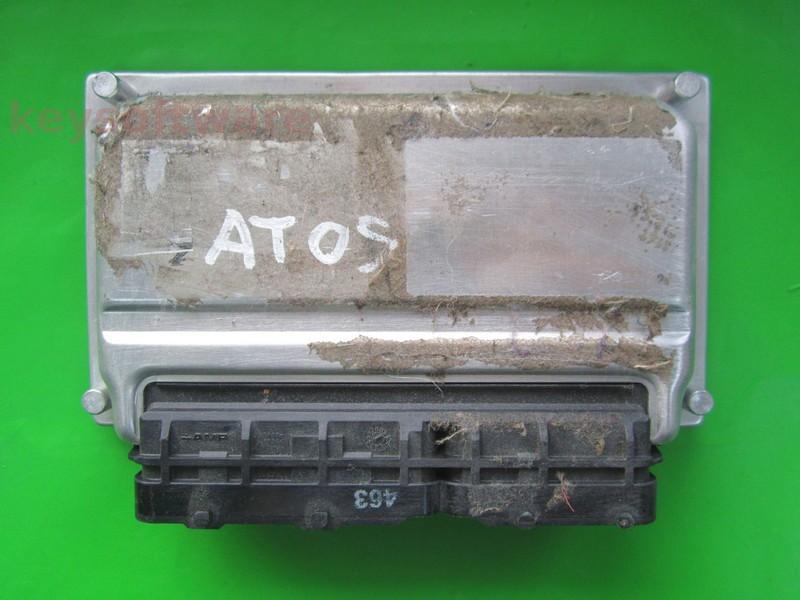 ECU Hyundai Atos 1.1 39110-02240 9030930463F M7.9.0 ^