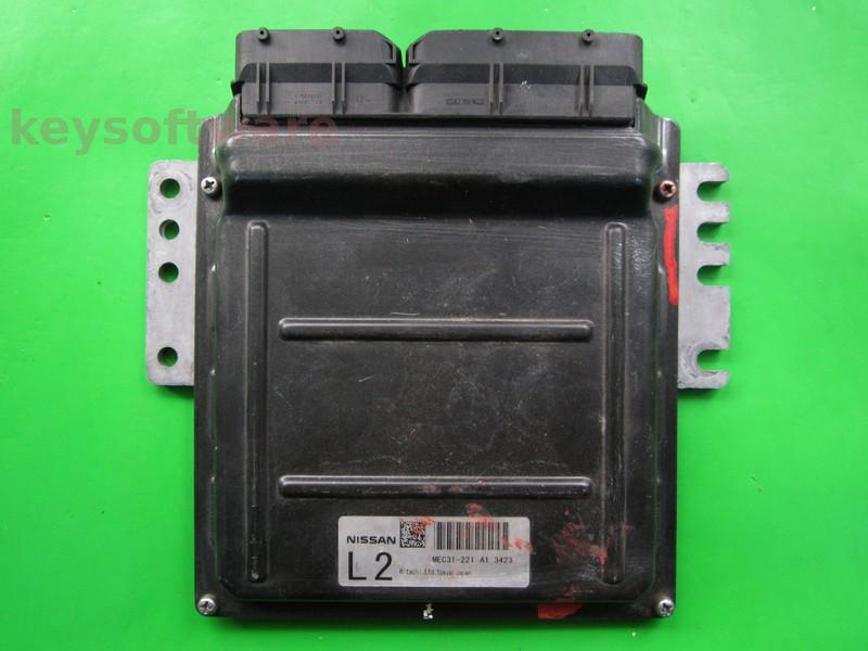 ECU Infiniti FX45 MEC31-221