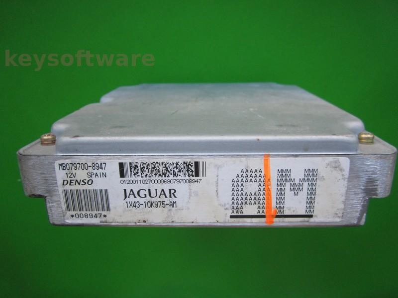 ECU Jaguar X-Type 2.5 1X43-10K975-AM {