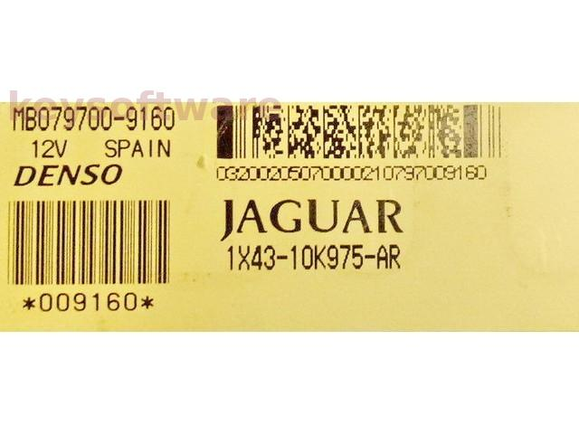 ECU Jaguar X-Type 2.5 1X43-10K975-AR {