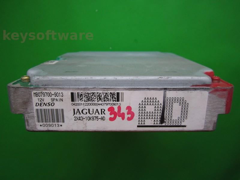 ECU Jaguar S-Type 2.0D 2X43-10K975-AD