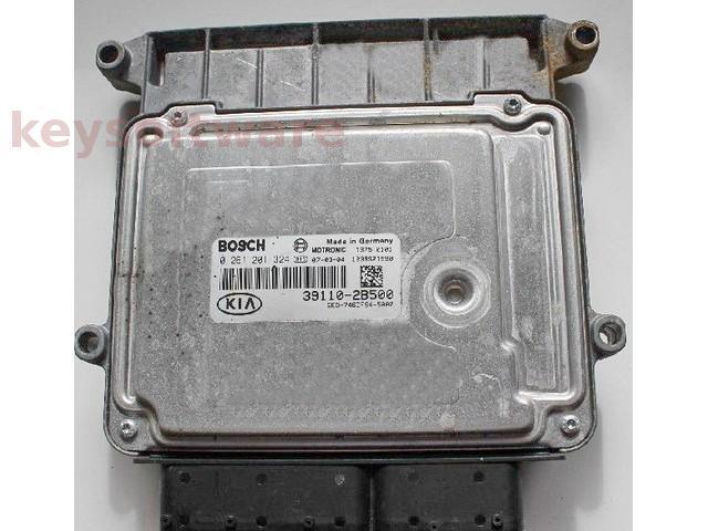 ECU Kia Ceed 1.6 39110-2B500 0261201324 M7.9.8 {