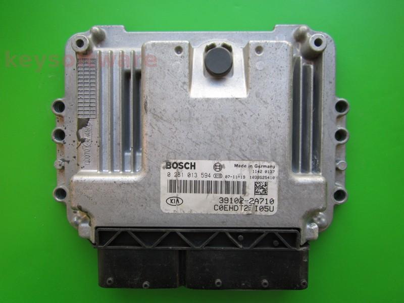 ECU Kia Ceed 1.6CRDI 39102-2A710 0281013594 EDC16C39