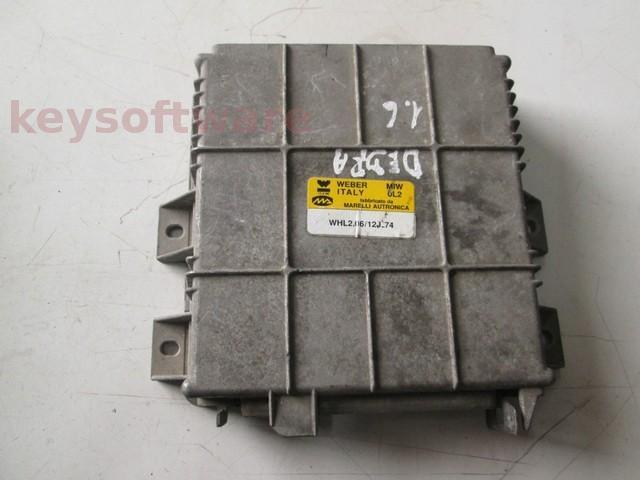 ECU Lancia Dedra 1.6 WHL2.06/12J.74 {