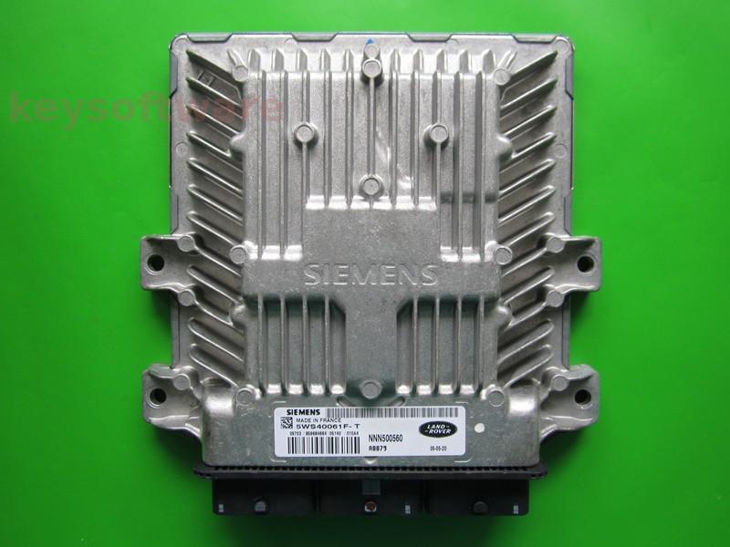ECU Land Rover Discovery 2.7TDI NNN500560 5WS40061F-T SID201