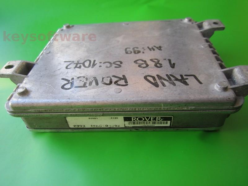 ECU Land Rover Freelander 1.8 MKC104392