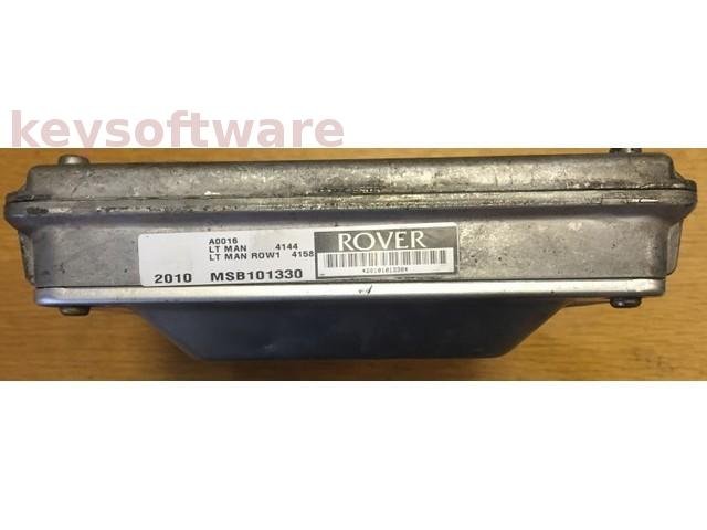 ECU Land Rover Discovery 2.5TD5 MSB101330 {
