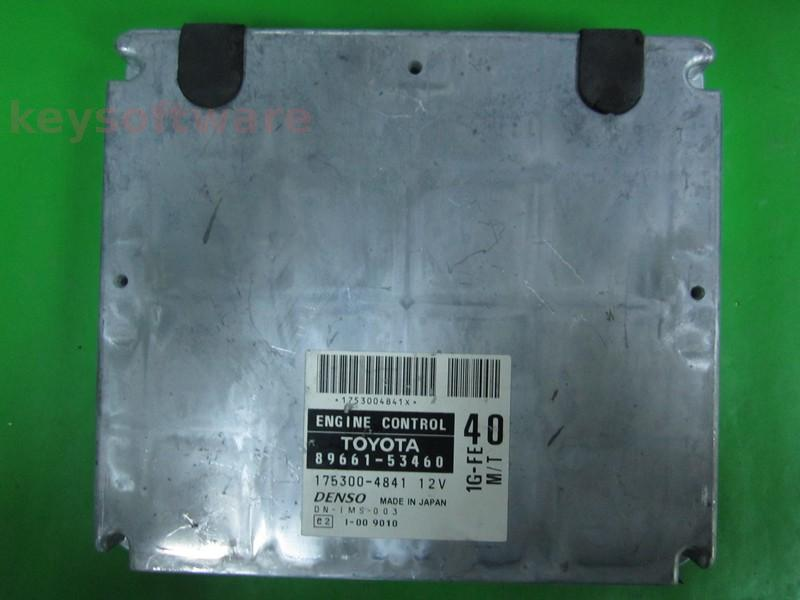 ECU Lexus IS200 2.0 89661-53460 175300-4841