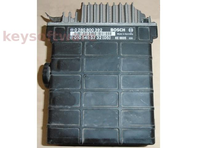 ECU Mercedes 190E 1.8 0105455732 0280800392 KE3.5 W201 {