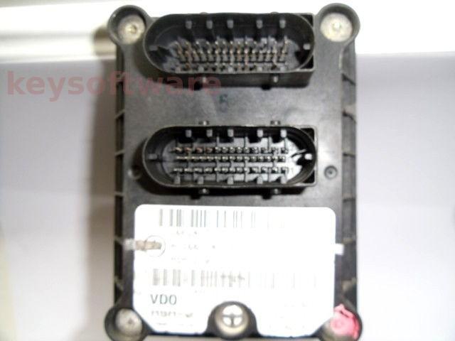 ECU Mercedes A140 1.4 A1661413125 MSM2.0 W168 {