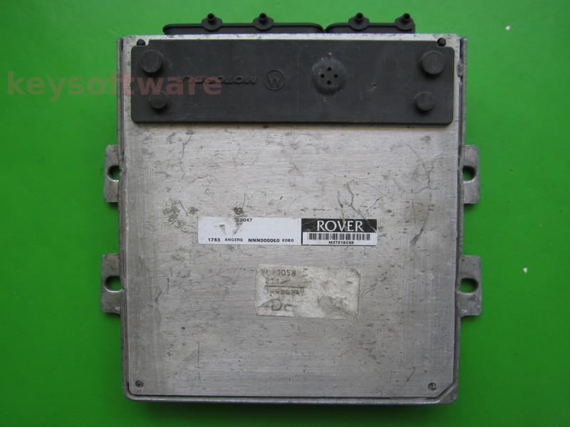 ECU MG MGTF 1.8 NNN000060