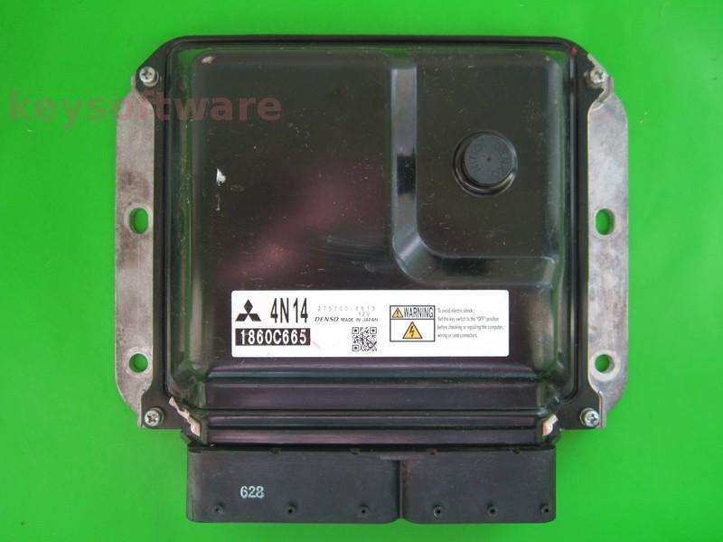 ECU Mitsubishi ASX 2.2 1860C665 4N14 {