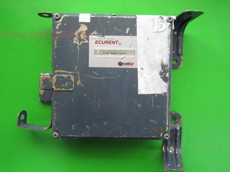 ECU Nissan Primera 1.6 23710-70J66 270CBC