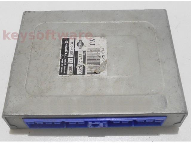 ECU Nissan Almera 1.6 MEC-N203 YJ {