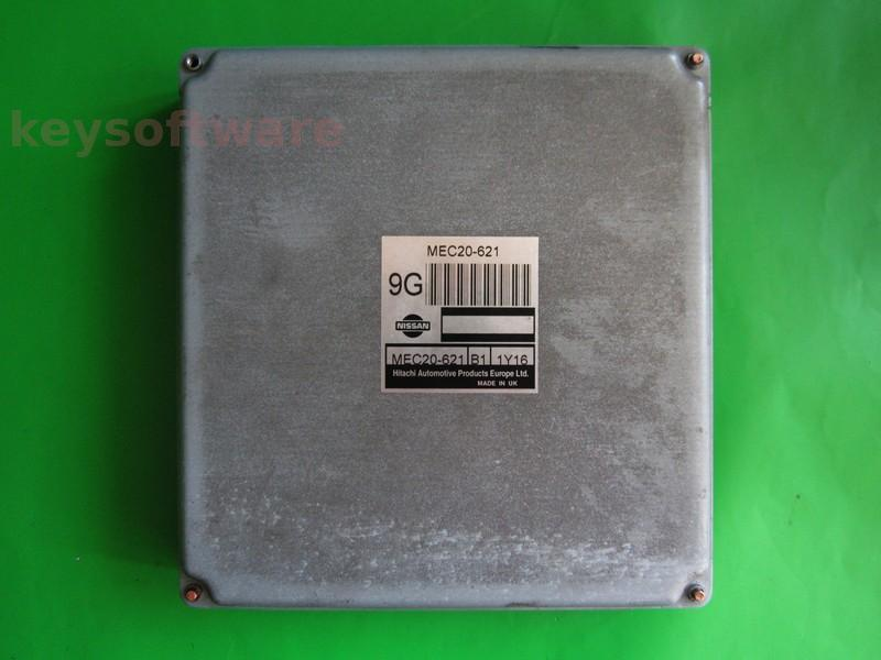 ECU Nissan Almera 1.8 MEC20-621 9G {