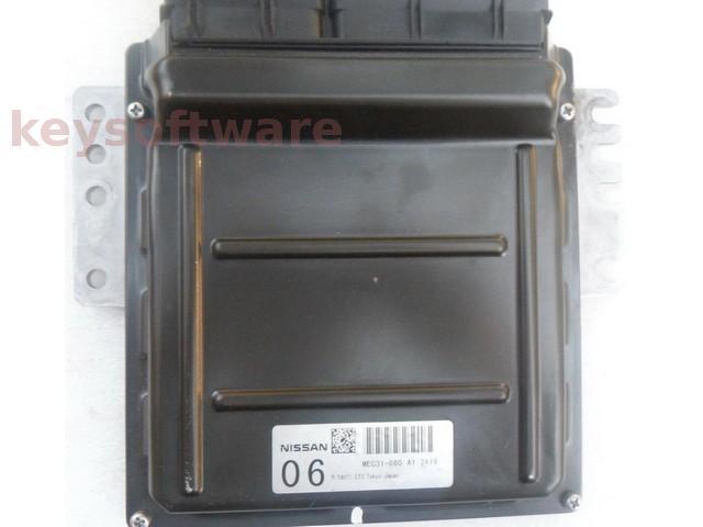 ECU Nissan 350Z 3.5 MEC31-660 06 {