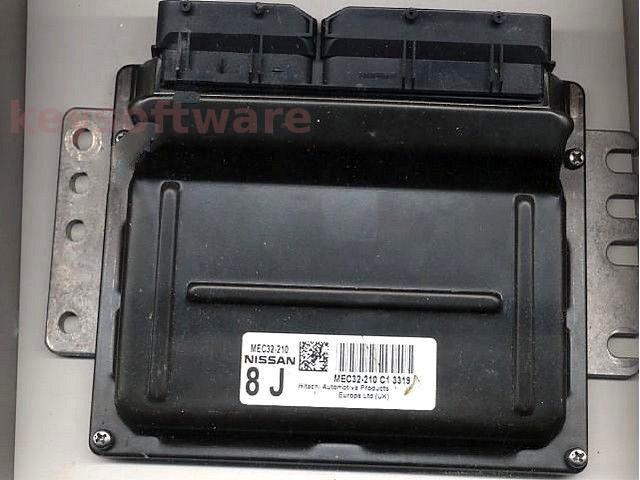 ECU Nissan Almera 1.5 MEC32-210 8J