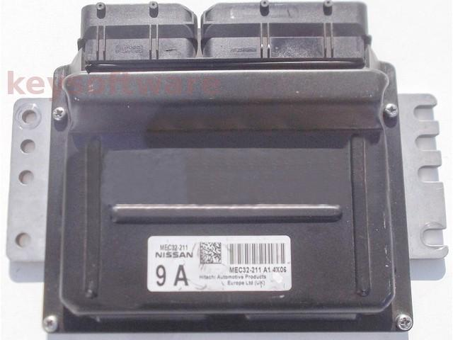 ECU Nissan Almera 1.5 MEC32-211 9A {