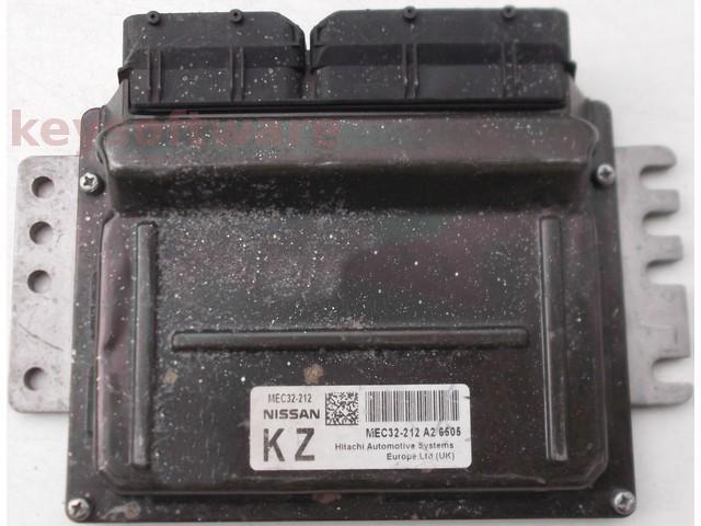 ECU Nissan Almera 1.5 MEC32-212 KZ {