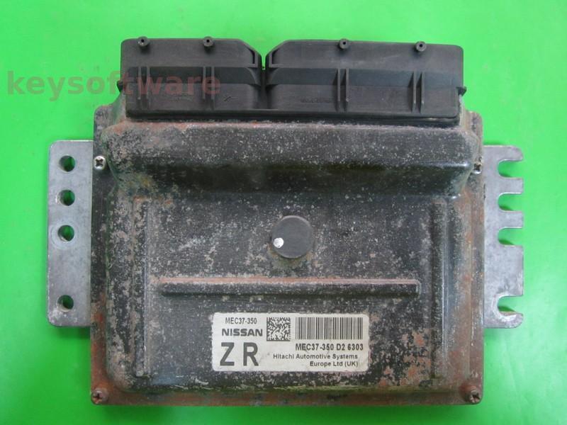 ECU Nissan Micra 1.4 MEC37-350 ZR