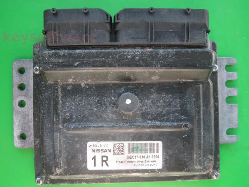 ECU Nissan Micra 1.4 MEC37-510 1R