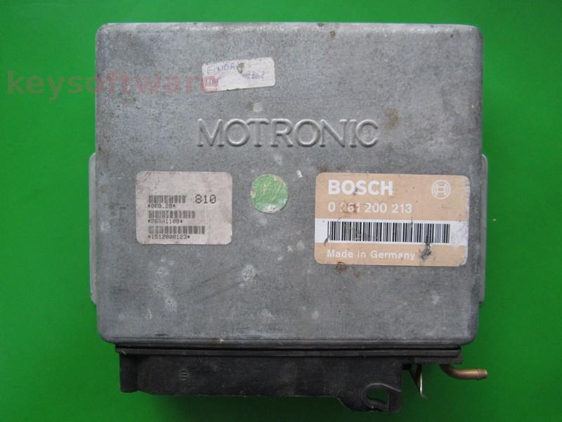 Defecte Ecu Peugeot 405 1.9 0261200213 MP3.1