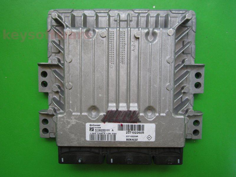 ECU Dacia Duster 1.5DCI 237102260R S180095131A SID306