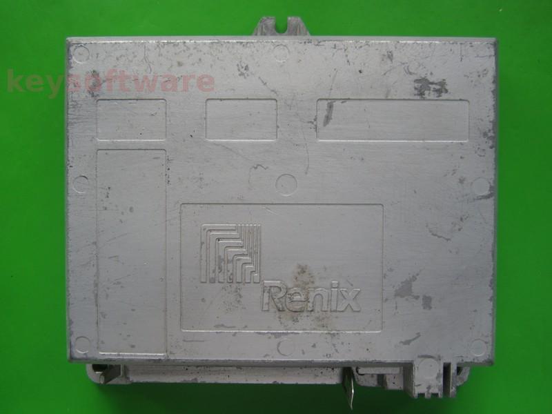 ECU Renault 21 2.0 7700733848 Renix