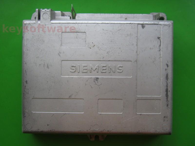 ECU Renault 21 2.0 S101100103D HOM7700731805 Bendix