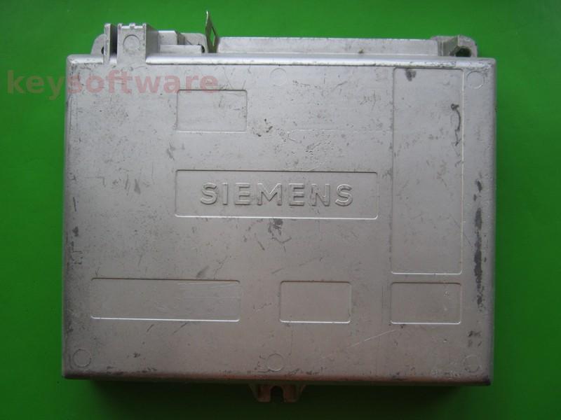 ECU Renault 21 2.0 S101710101E HOM7700747899 Bendix