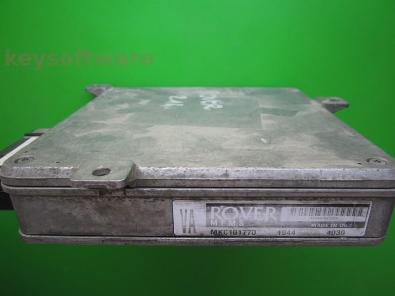 ECU Rover 214 1.4 MKC101770 VA