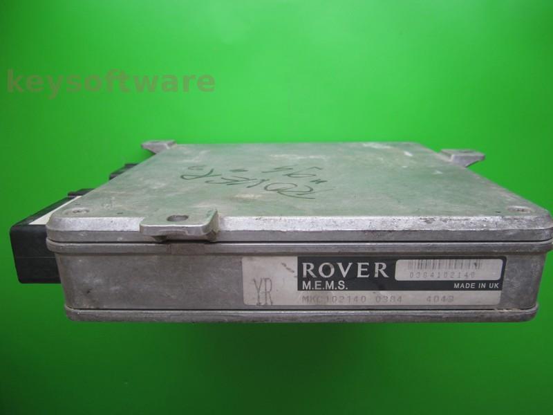 ECU Rover 220 2.0 MKC102140 YR