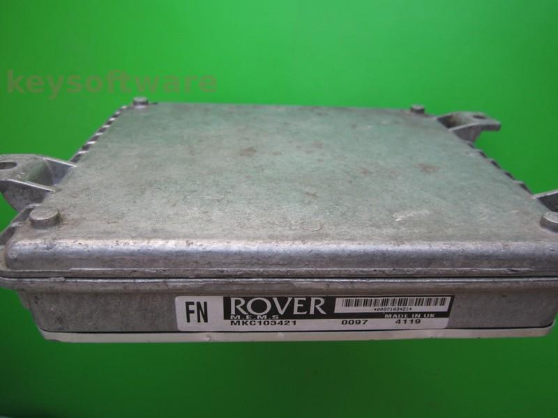 ECU Rover 100 1.9 MKC103421 FN