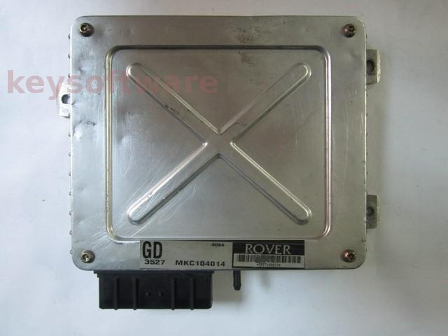 ECU Rover 214 1.4 MKC104014 GD^