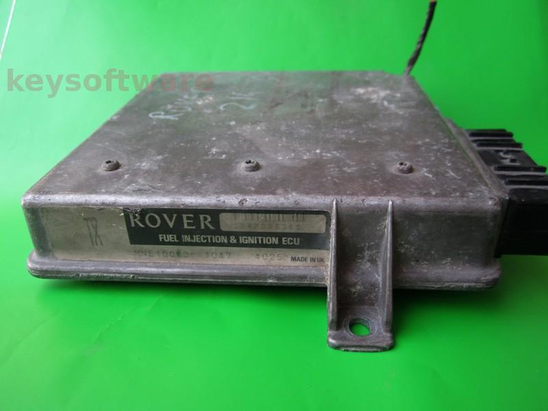 Defecte Ecu Rover 214 1.4 MNE10063 TX