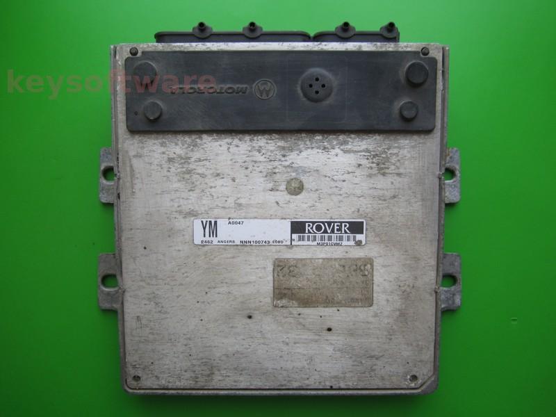ECU Rover 25 1.6 NNN100743 YM