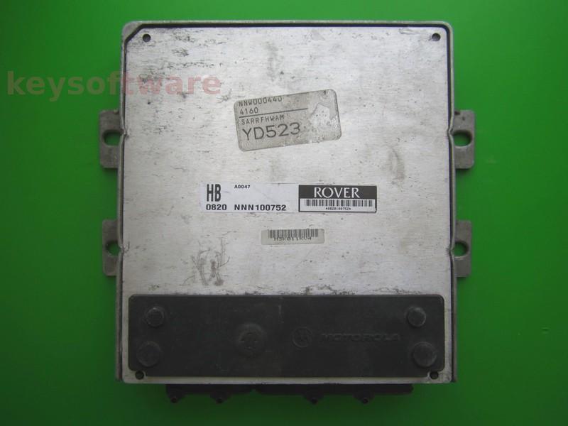 ECU Rover 25 1.4 NNN100752 HB