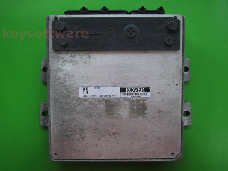 ECU Rover 25 1.6 NNN100783 YN {