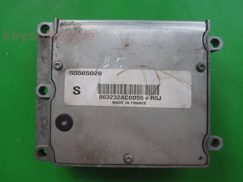 ECU Saab 9-3 2.0T 55565020 Trionic8 {