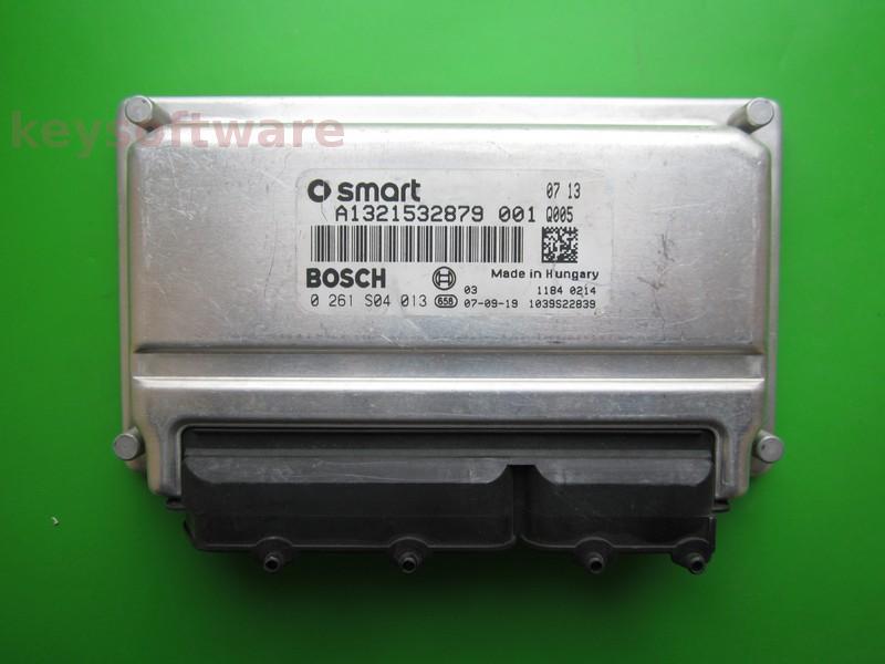 ECU Smart Fortwo 1.0 0261S04013 ME7-70