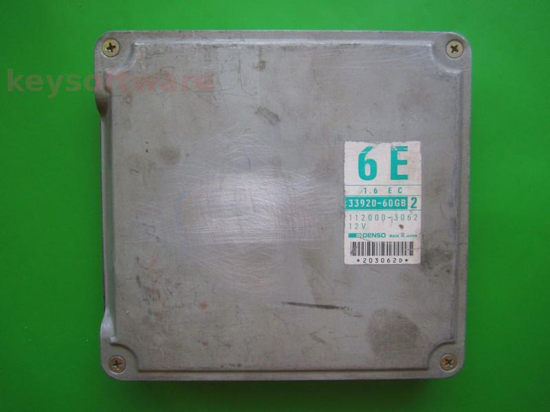 ECU Suzuki Baleno 1.6 33920-60GB 112000-3062