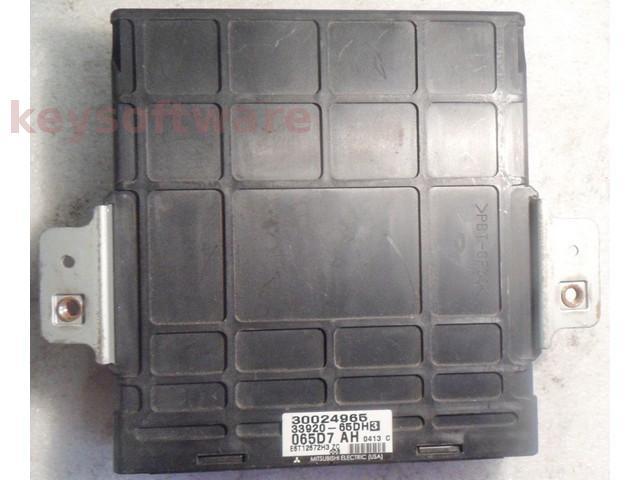ECU Suzuki Grand Vitara 1.6 33920-65DH3 E6T12672H3{