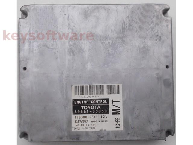 ECU Lexus IS200 2.0 89661-53030 {