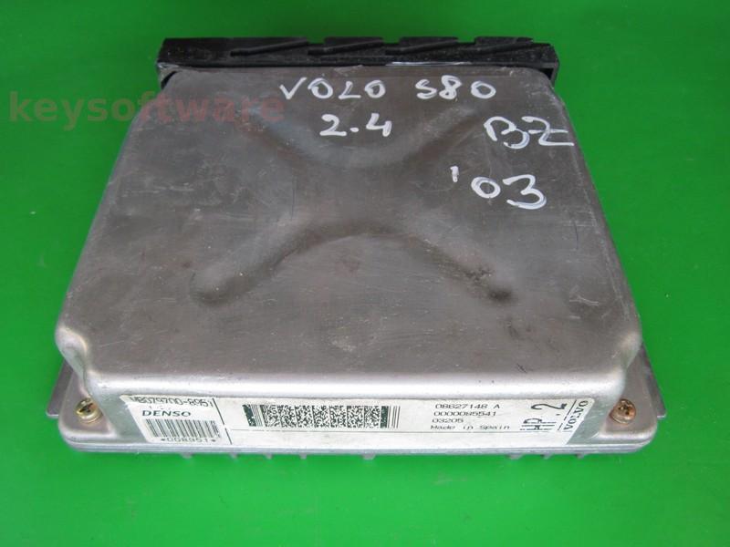 ECU Volvo S60 08627148A MB079700-8951